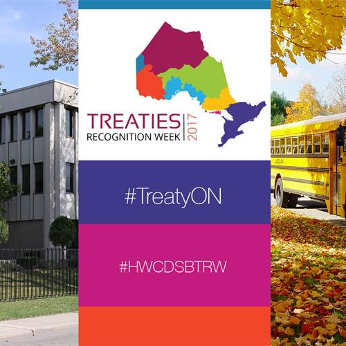 Treaties Recognition Week, November 5-11