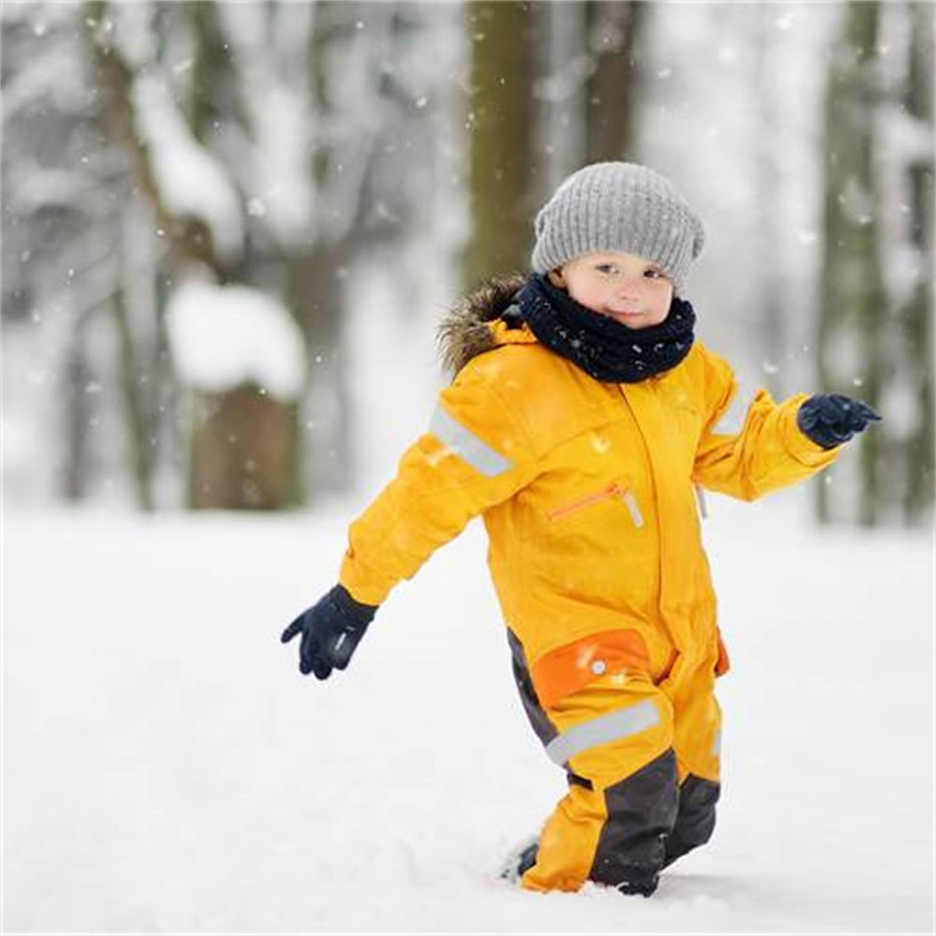Banner Image for Winter Wear Yellow Day